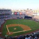 Yankee Stadium View - Section 418 Row 4