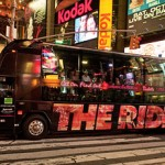 The Ride - Photo of bus on street 2