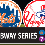 Subway Series Logos