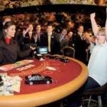 Winner at Blackjack
