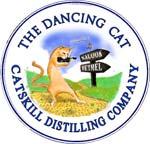 dancingCat Catskill Distillery Logo
