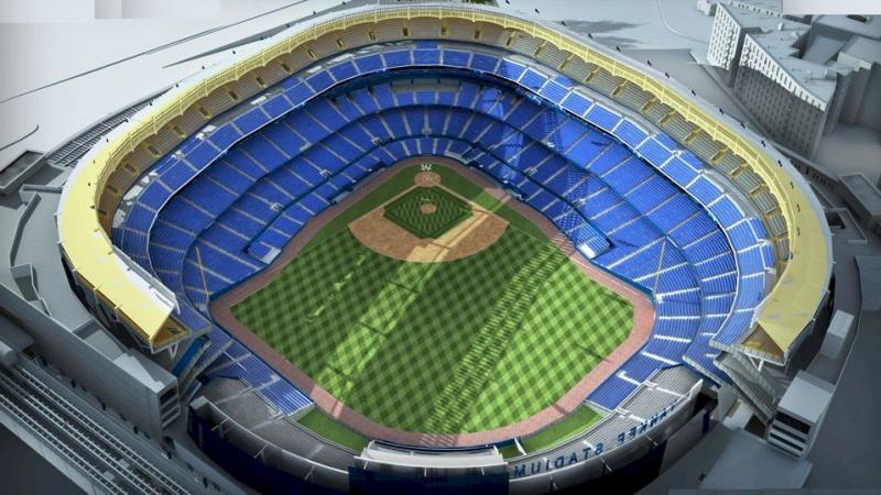 Robert Van Etten Jr Yankee Baseball Trip June 7 2015