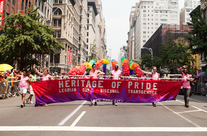 Heritage of pride nyc