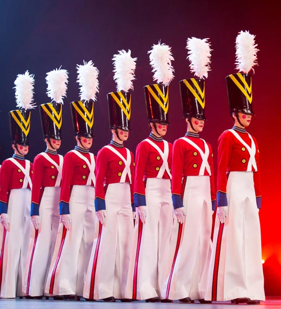Radio City Christmas Spectacular – December 3, 2017 « CD Trips, LLC
