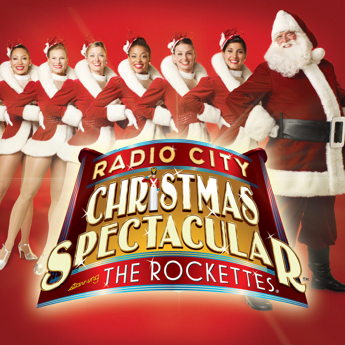 Rockettes Christmas Show.Nyc Radio City Christmas Spectacular December 8 2019